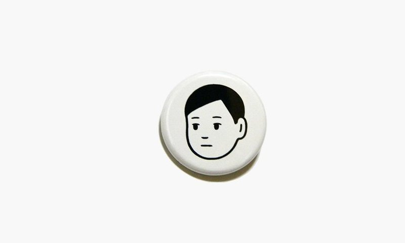 NORITAKE - INSIGHT BOY Badge