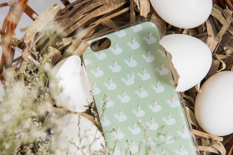 Green chicken original phone shell full model support