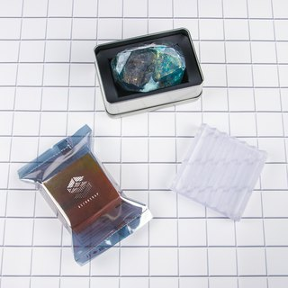 Goody Bag - Transparent soap dish × soap bag combination