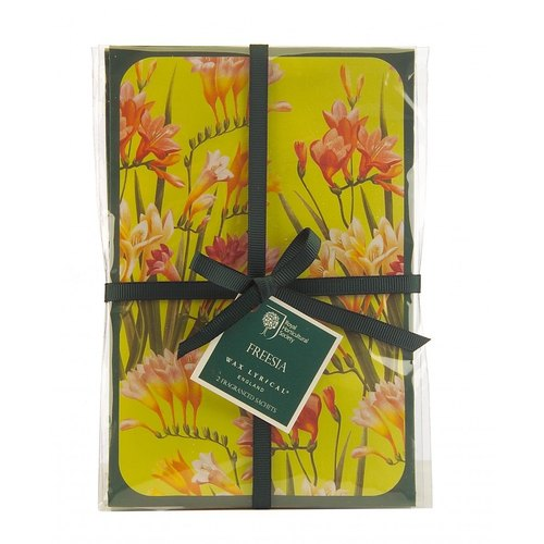 British Fragrance RHS FG Series Freesia Fragrance Bag 2 In