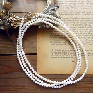 Pearls 3way Long Necklace