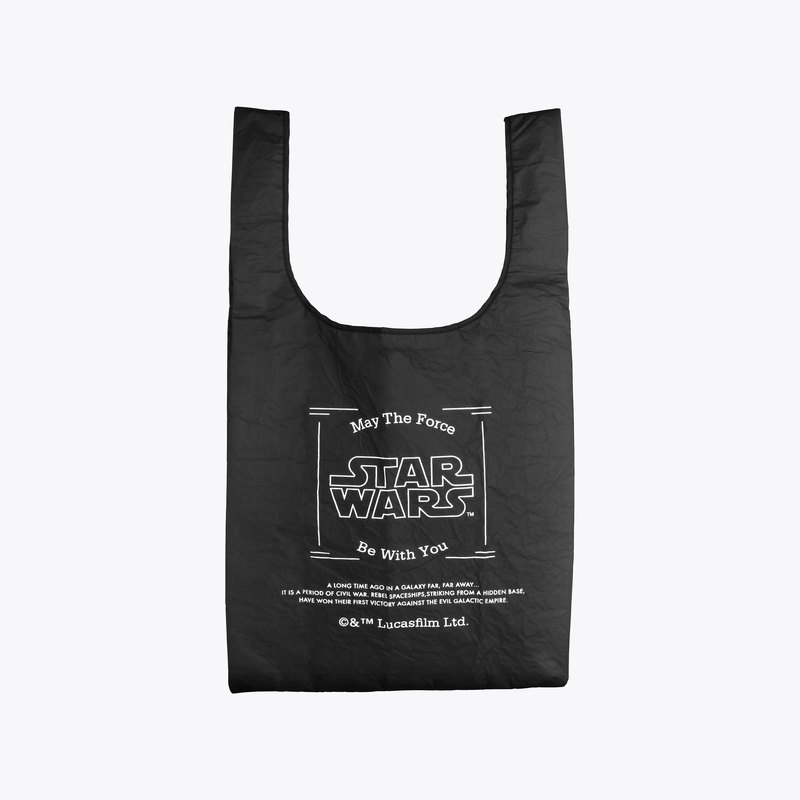STAR WARS Star Wars SWID Eco Bag Black