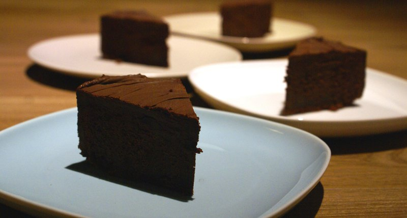 [Cheese&Chocolate.] Sweet and greasy chocolate cake / 10吋