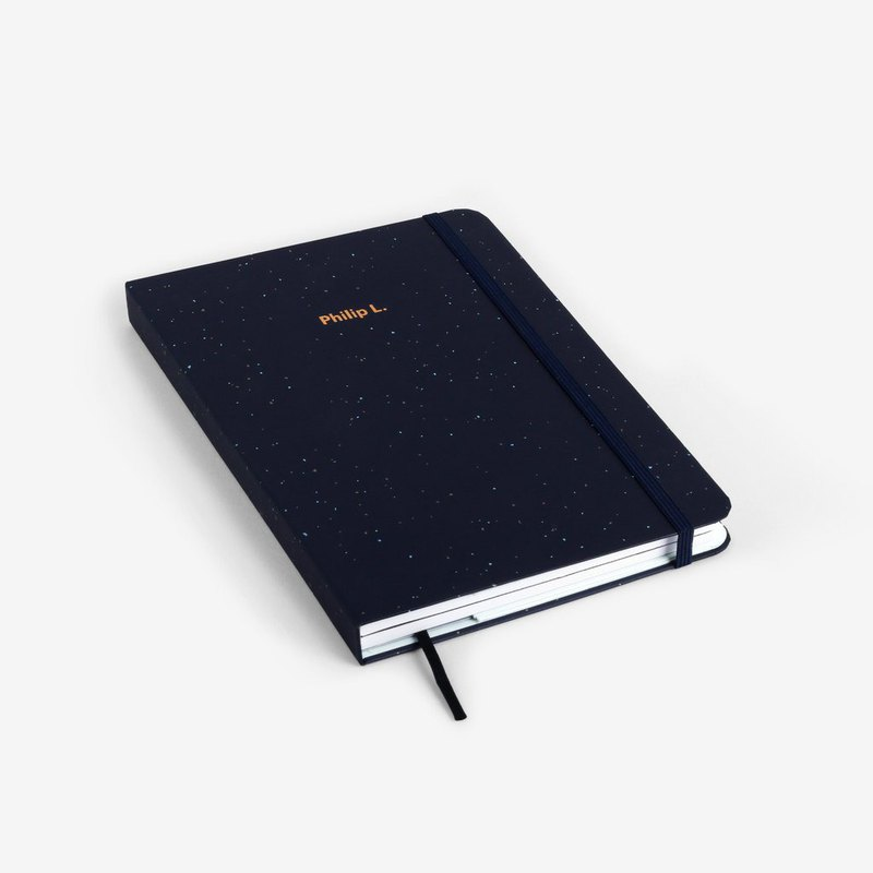 Galaxy Twinbook (Half-Year Planner + Notebook)