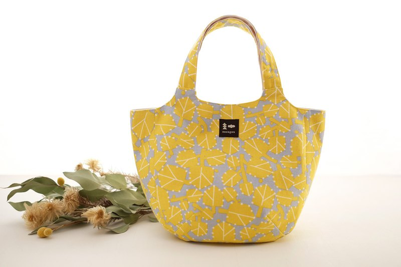 MARIAI mini bag morning soup yellow