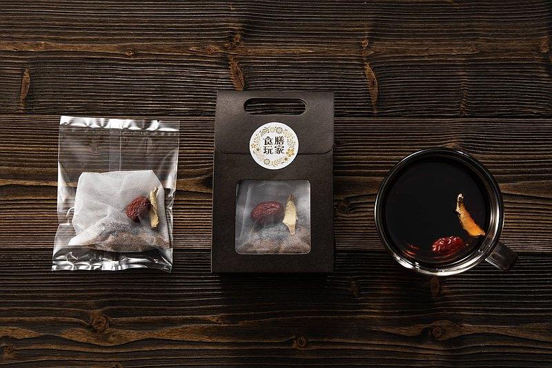 【聖誕快閃免運】黑糖暖宮茶-5入組