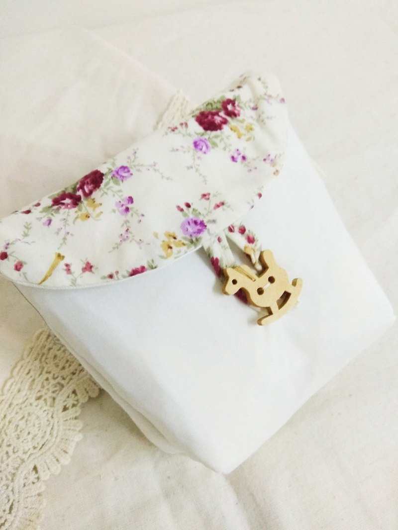 My Daydream Workshop Floral Sanitary Napkin Storage Bag Cute M Sanitary Napkin Storage Bag