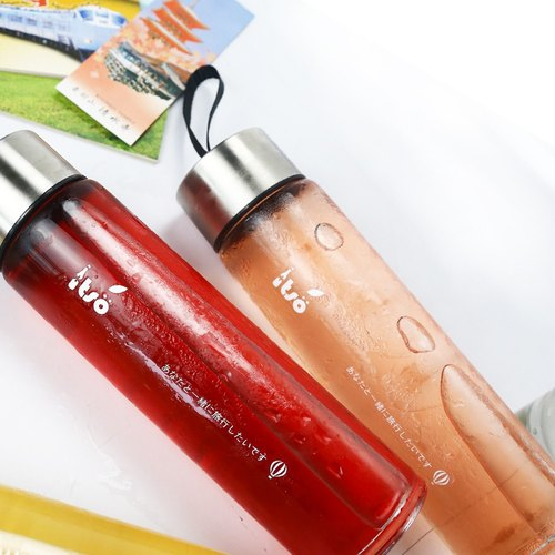 One-handed cold bubble fruit tea series 10 into + first hand traveler with bottle 1 into the combination [hand tea-hand-held private world tea shop online]