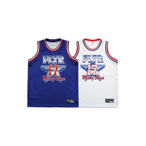 Filter017 FLTR Basketball Jersey / Vintage Basketball Clothing