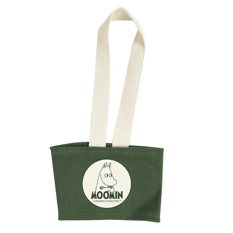 Moomin 噜噜 Mi Authorization-Drink Handle (Green), AE02