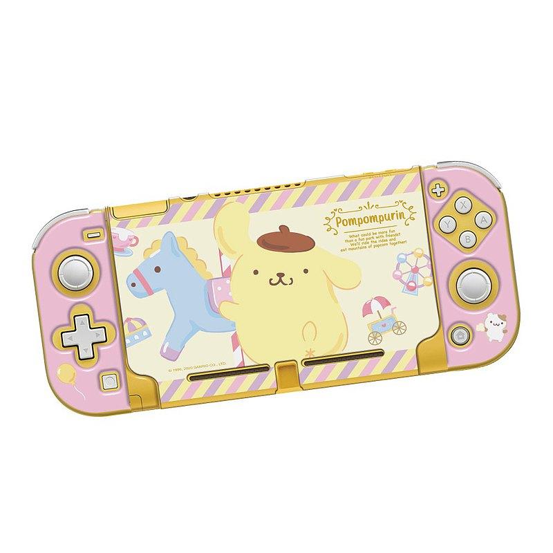 【Hong Man】 三麗鷗系列 任天堂 Switch Lite 保護殼 布丁狗