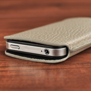 STORYLEATHER made (APPLE iPhone series) Style M matchbox customized leather holster
