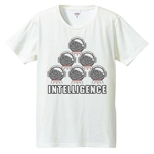 [T-shirt] Intelligentsia 2