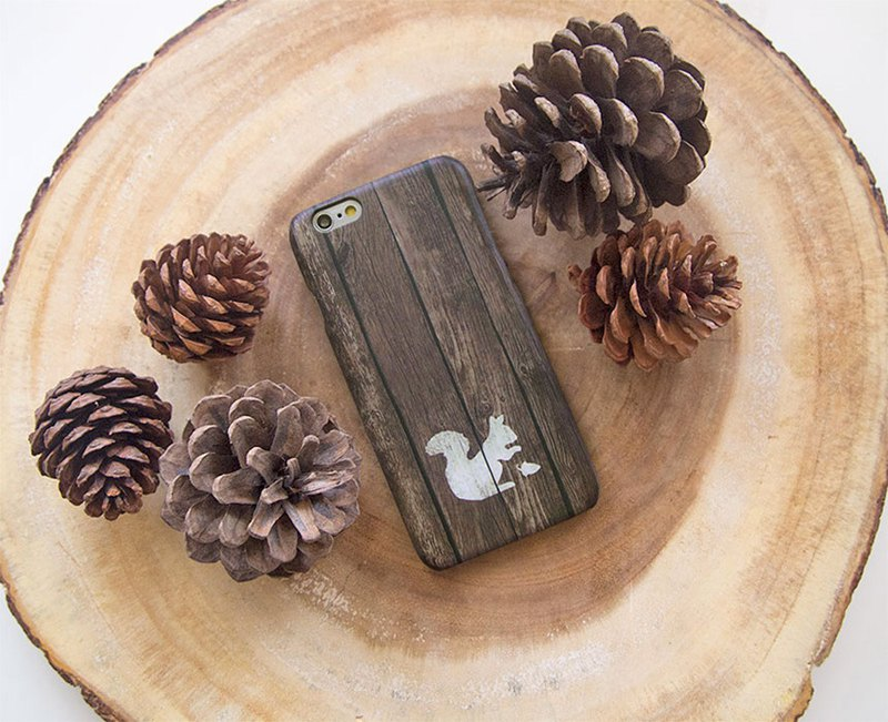 Squirrel iPhone case / Samsung Galaxy case 手機殼