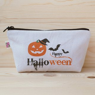Halloween large storage bag / large pencil case