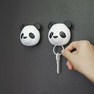 QUALY panda key ring