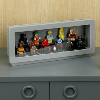 Horizontal Model Display Case - L