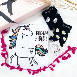 Breakfast With Twilight Unicorn Gift Set
