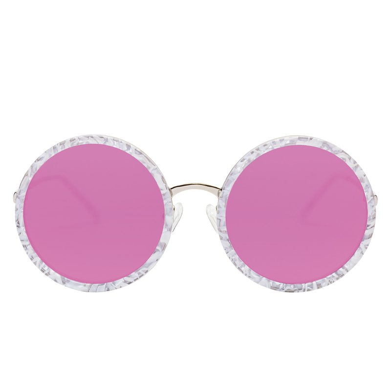 ca87019d52303 MAD HATTER SNOWFLAKE Snow White Sunglasses Sunglasses - Designer NAUGHTY  SUNDAY