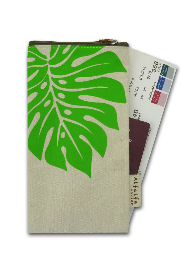 Aloha Travel Boarding Passport Holder