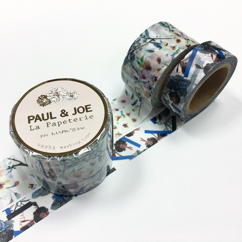 Mark's x PAUL & JOE Masking Tape Set (PAJ-MKT2-E) / 2017SS Limited Edition