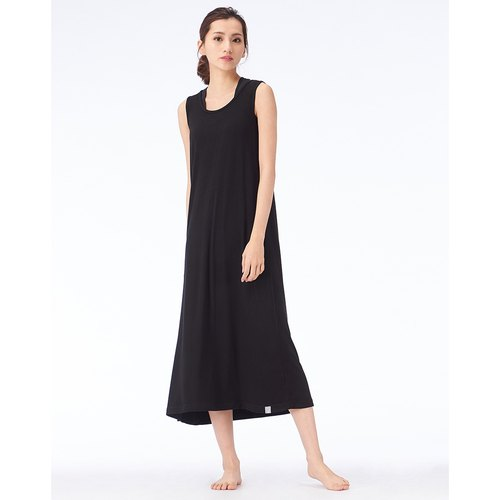 [MACACA] Refreshing Summer Dress - BSE8011 Black