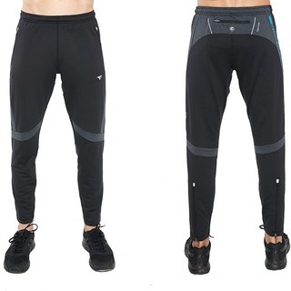 【SUPERACE】MEN'S STRETCH TRAINING SWEATPANTS / BLACK
