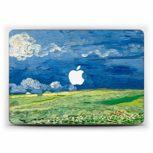 Van Gogh Macbook case Pro 13 touch bar MacBook Air 13 Case Impressionist Macbook 11 Wheatfield Macbook 12 Macbook 15 Retina classic art Hard 1767