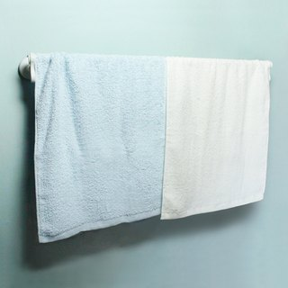 Dipper strong sucker wall hanging (middle) - towel rack set