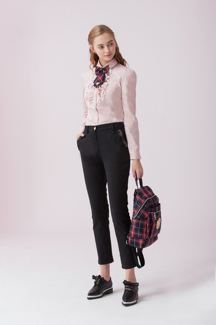 Classic College Lotus Leaf Shirt 826602A
