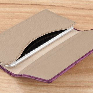 STORYLEATHER made (SAMSUNG series) Style V business card holder custom leather case