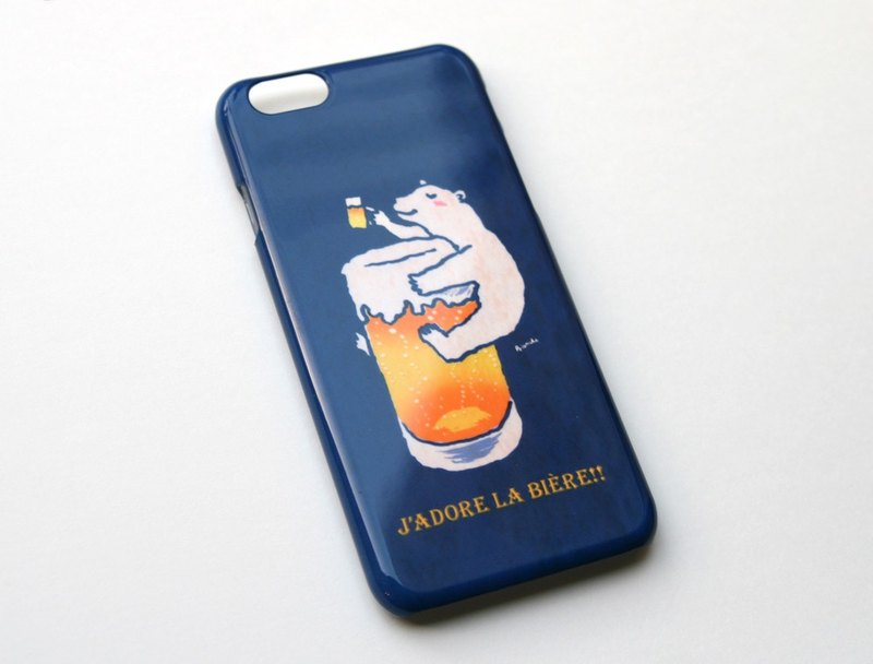 iPhone case Polar bear