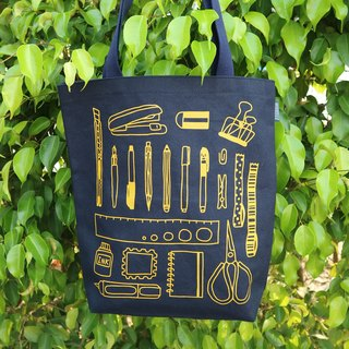 Stationery control ∥ Tout canvas bag Taiwan system