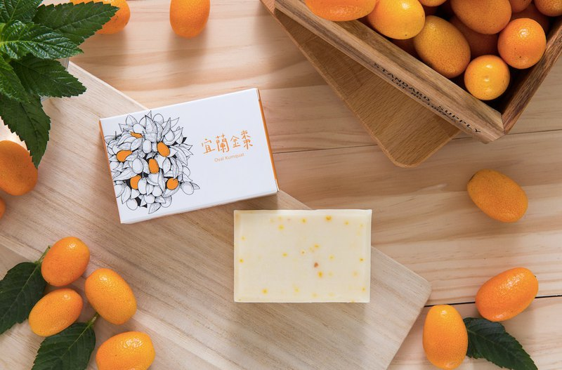 Golden mandarin tea shampoo