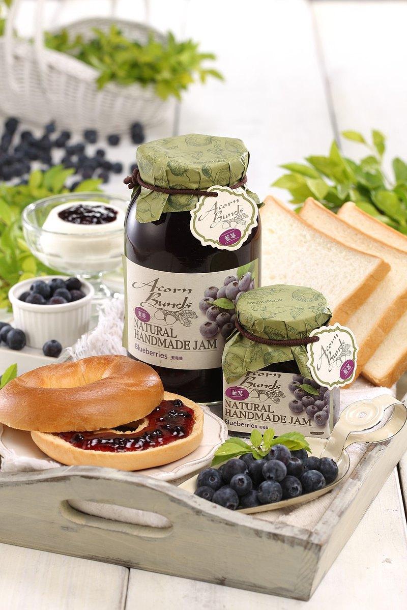 天然手工果醬-藍莓260g