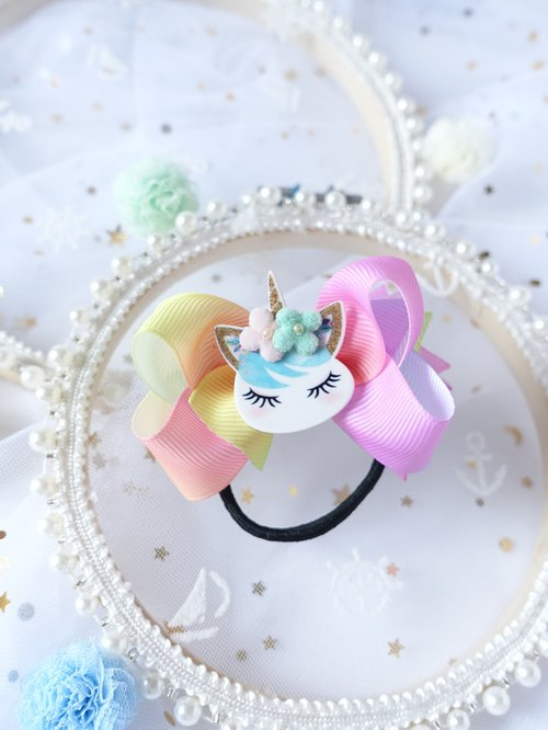 Unicorn Hair Accessories