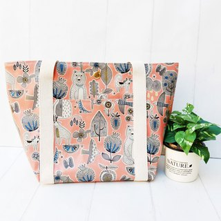 [tote bag] forest bear