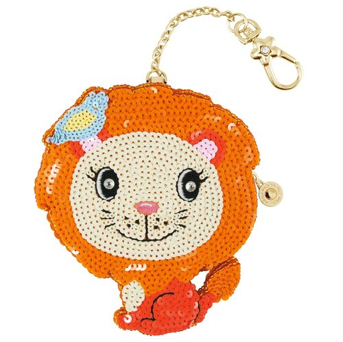 Lovely Lion Coin Bag