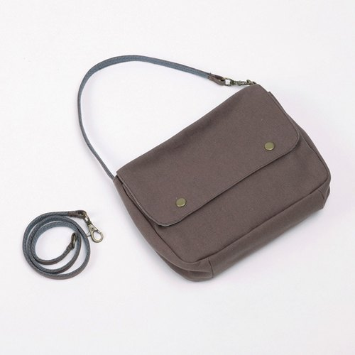 Multi-purpose carry small packet - gray iron