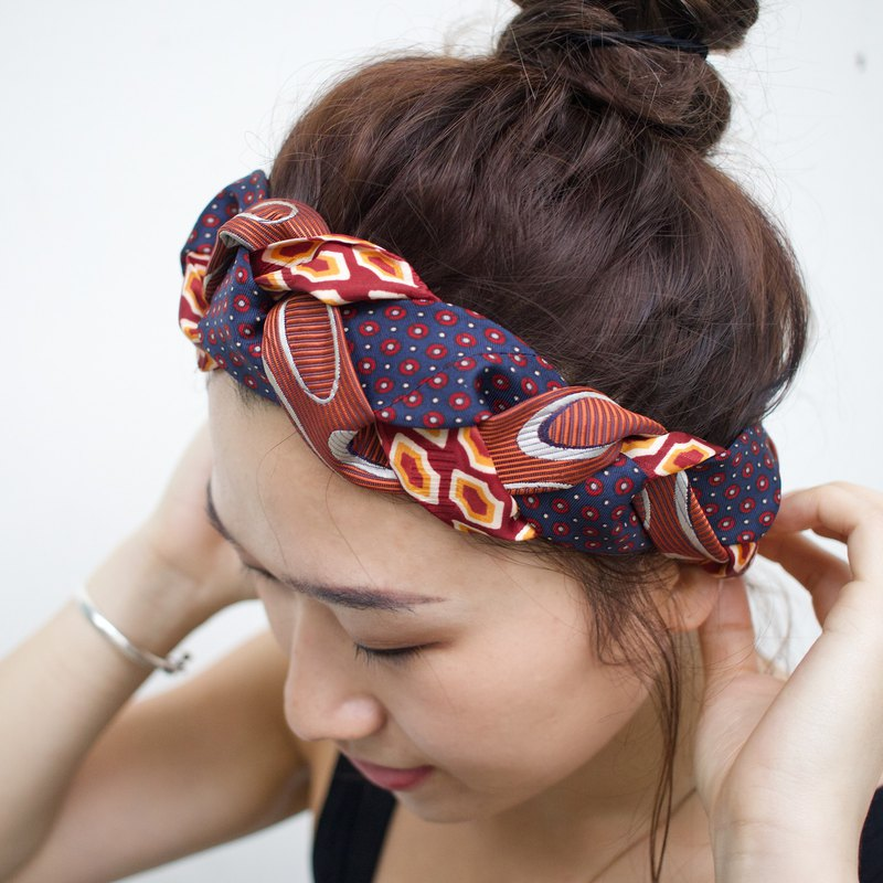 Bad Hair Club Braided Headband