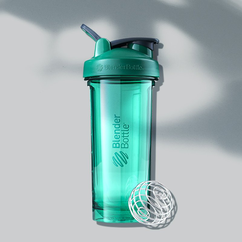【Blender Bottle】Pro Series - 28oz - Emerald Green