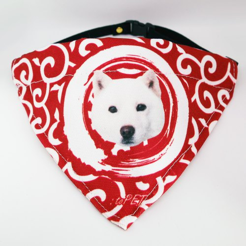 :toPET - Scarfs - For Pets (M Size)