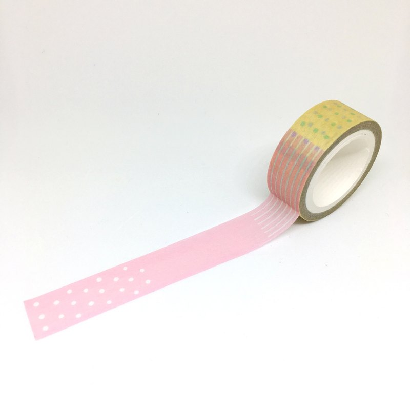 Color decorative paper tape