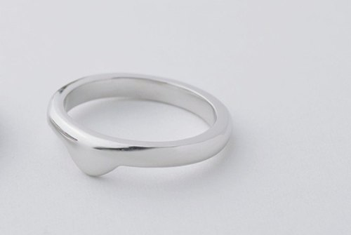 【Silver925】smileadd_round: ring