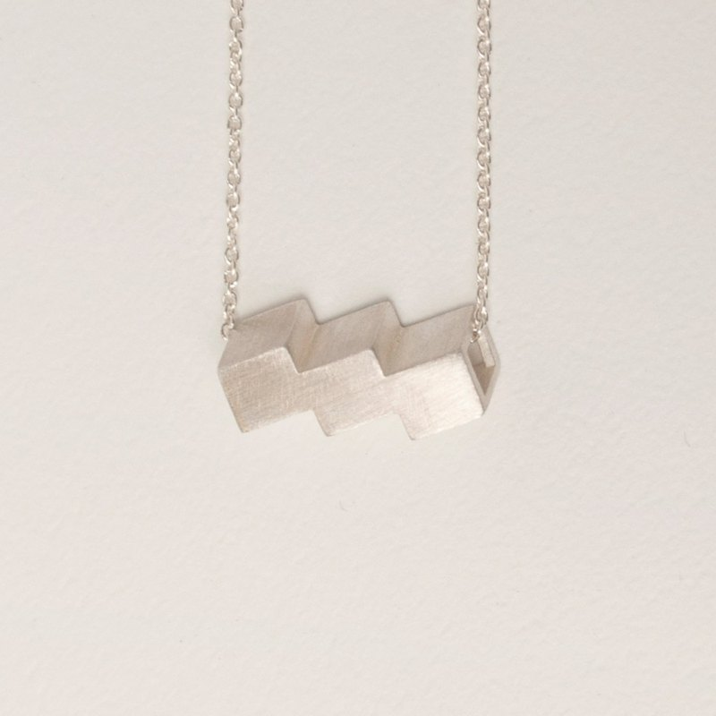 Dream series ladder necklace