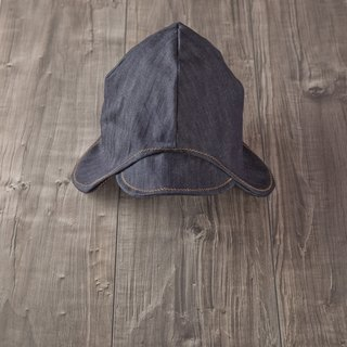 Denim_trapper hat