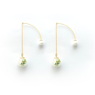 【Bouquet】-Creris Gift Eternal Flower Earrings