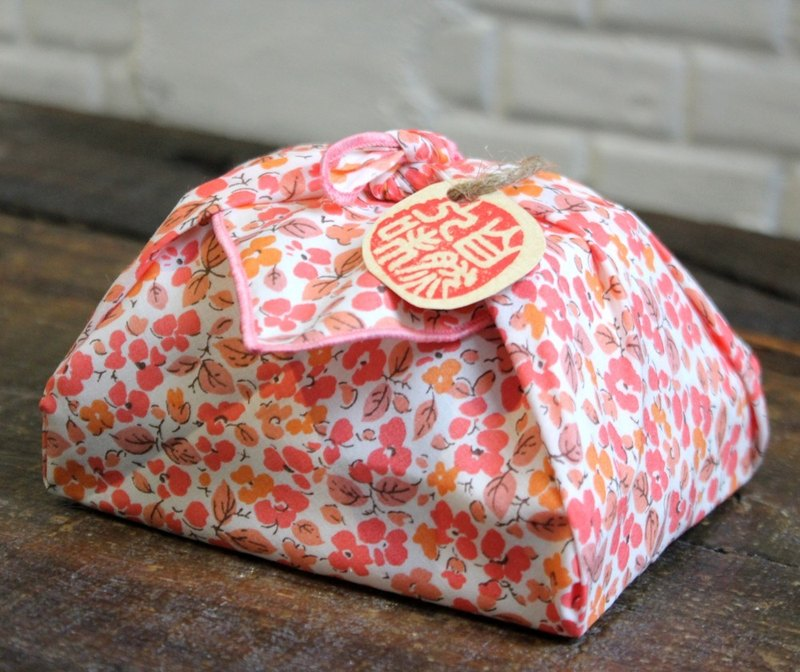 Natural taste _ flower 漾 cloth gift box