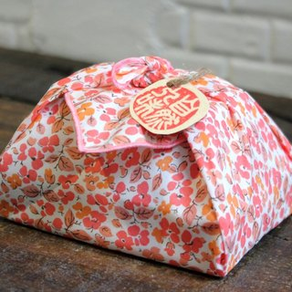 Natural flavor _ flower bud cloth gift box