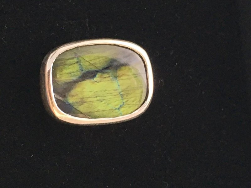 Finland's Jewelry ◇ Spectolight (Spectral Light) SV Tie Tack 3